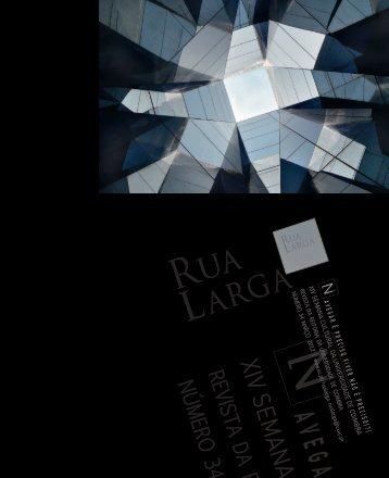RL #34 [quadrimestral. Março 2012] - Universidade de Coimbra
