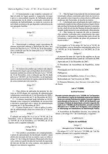 Diário da República, 1.ª série — N.º 36 — 20 de ... - Intranet UMinho