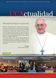 Número 148 Mayo 2013 - Universidad Católica Argentina