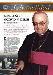 Número 20 Octubre 2002 - Universidad Católica Argentina