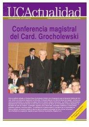 Número 103 Septiembre 2007 - Universidad Católica Argentina