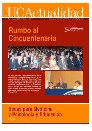 Número 108 Diciembre 2007 - Universidad Católica Argentina