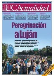 Peregrinación - Universidad Católica Argentina