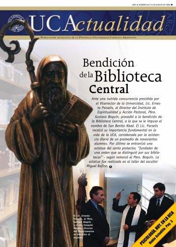 delaBiblioteca - Universidad Católica Argentina