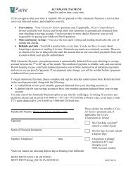 bank of america stop automatic withdrawal form