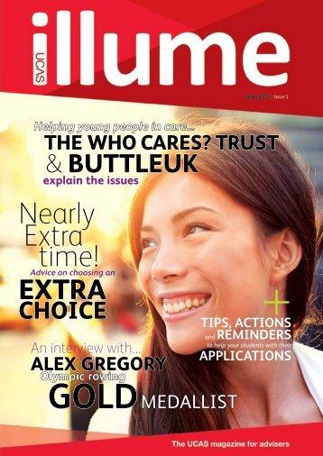 Illume Issue 1 – spring 2013 (pdf) - UCAS