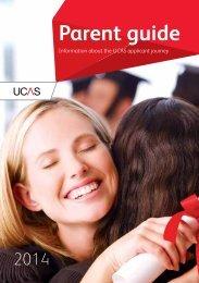 Parent guide 2014 entry (pdf) - Ucas