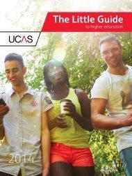 Little guide 2014 - Ucas