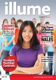 Illume issue 2 – summer 2013 (pdf) - UCAS