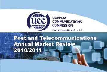 Post and Telecommunications Annual Market Review 2010/2011 ...