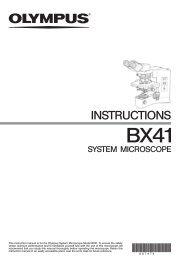 Olympus BX40