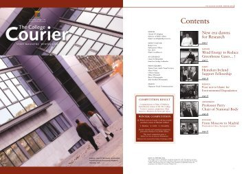 Contents - University College Cork