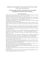 The Apocrypha and their transmission: a select bibliography