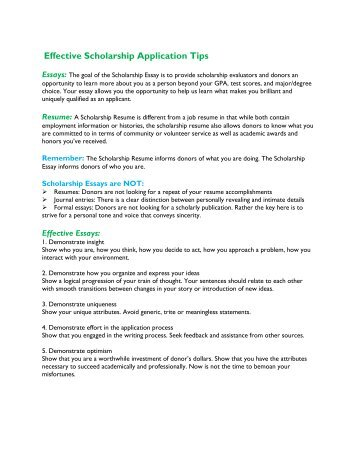 mowa youth scholarship essay template scholarship essay writing tips pdf