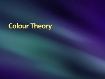 subtractive primary colours