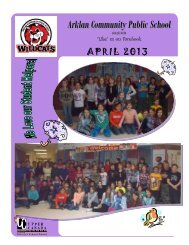 April 2013.pdf - Upper Canada District School Board