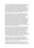 The School Curriculum Ten Years Hence - UCET: Universities ... - Page 2