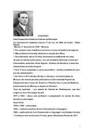1 VYGOTSKY: Uma Perspectiva Histórico-Cultural da ... - Ucg