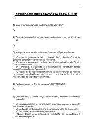 ATIVIDADE PREPARATÓRIA PARA A 1ª N1 - Ucg