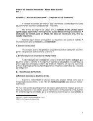 Direito do Trabalho Resumido – Edson Braz da Silva Vol. 1 1 ... - Ucg