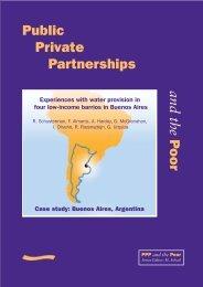 Public Private Partnerships - Loughborough University Institutional ...