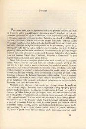 ÚVOD (Josef Hrabák) - Ústav pro českou literaturu AV ČR, vvi