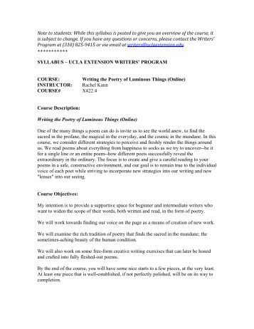 Ucla Extension Writers Program Contestgirl Babysitexy S Diary