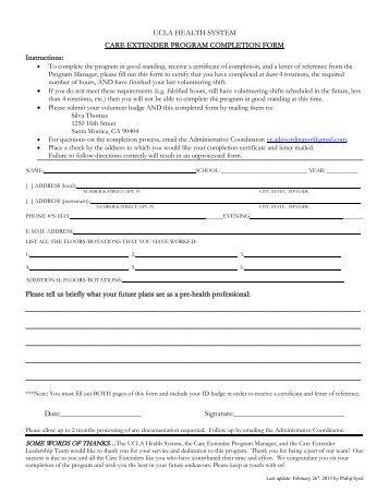 How to Complete a Request For Personal Information Form