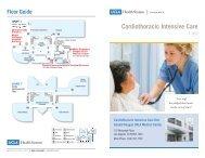 Cardiothoracic Intensive Care (7 ICU) - UCLA Health System