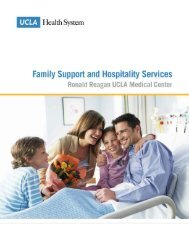 UCLA Health System Resources