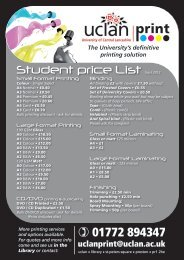 Download our Price List