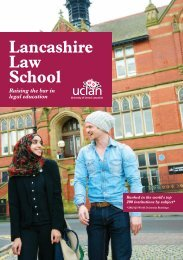 Law NEW Brochure A4 FINAL_Layout 1 - University of Central ...