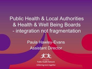 Paula Hawley-Evans