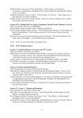 2013 ABH Provisional Programme - University of Central Lancashire - Page 4