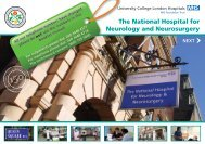 The National Hospital for Neurology and Neurosurgery - UCL