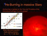 5) He-Burning in Massive Stars