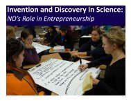 Invention and Discovery in Science: