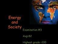 Final Exam Info - ISNAP