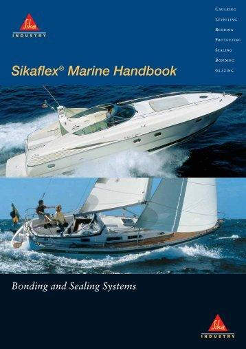 Sikaflex® Marine Handbook - BlueMoment