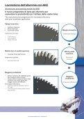 Catalogo Lame per alluminio - Howema Italia - Page 3