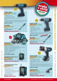 orodje v akciji - Metalka-servis.com