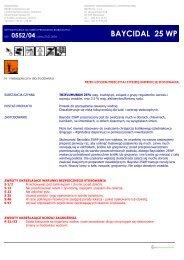 Label - Bayer Pestcontrol Expert