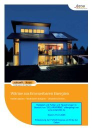 Wärme aus Erneuerbaren Energien Kosten ... - SOLARKRITIK.DE