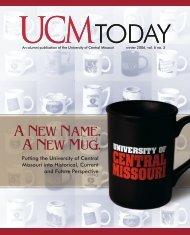 Winter - University of Central Missouri