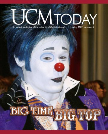 An alumni publication of the University of Central Missouri spring ...