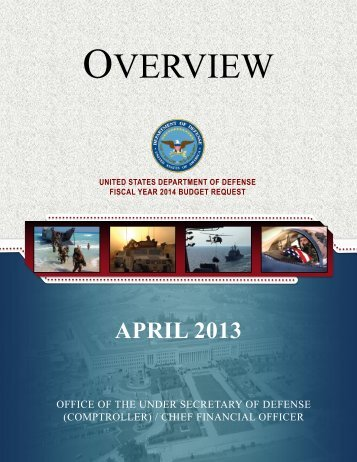 FY2014_Budget_Request_Overview_Book