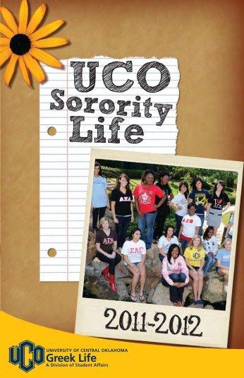 Sorority - University of Central Oklahoma