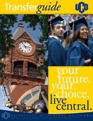 Transfer Viewbook - University of Central Oklahoma