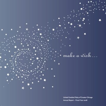 make a wish ... - United Cerebral Palsy of Greater Chicago