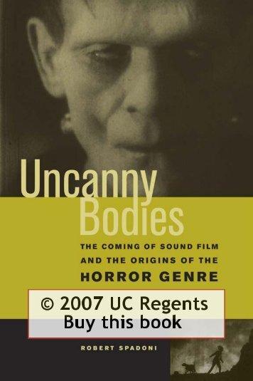 Read Chapter 1 (PDF) - University of California Press